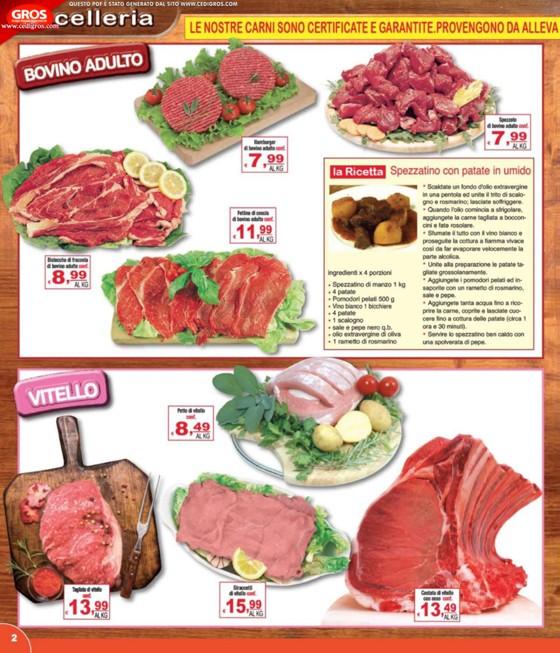 Volantino CTS Supermercati: offerte e promozioni